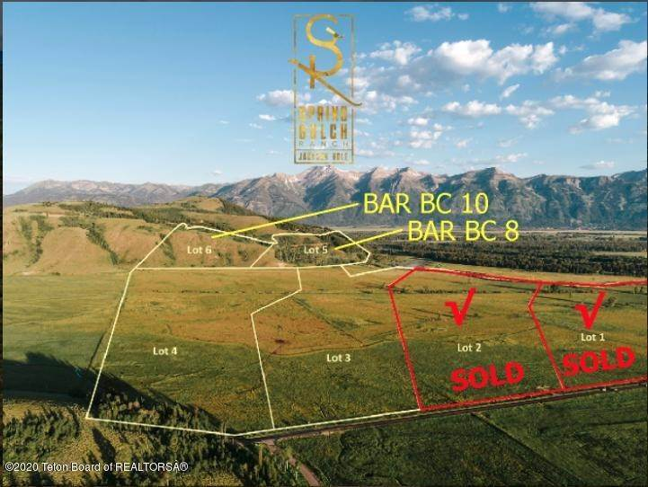 Land for Sale at Address not available Jackson, Wyoming 83001 United States