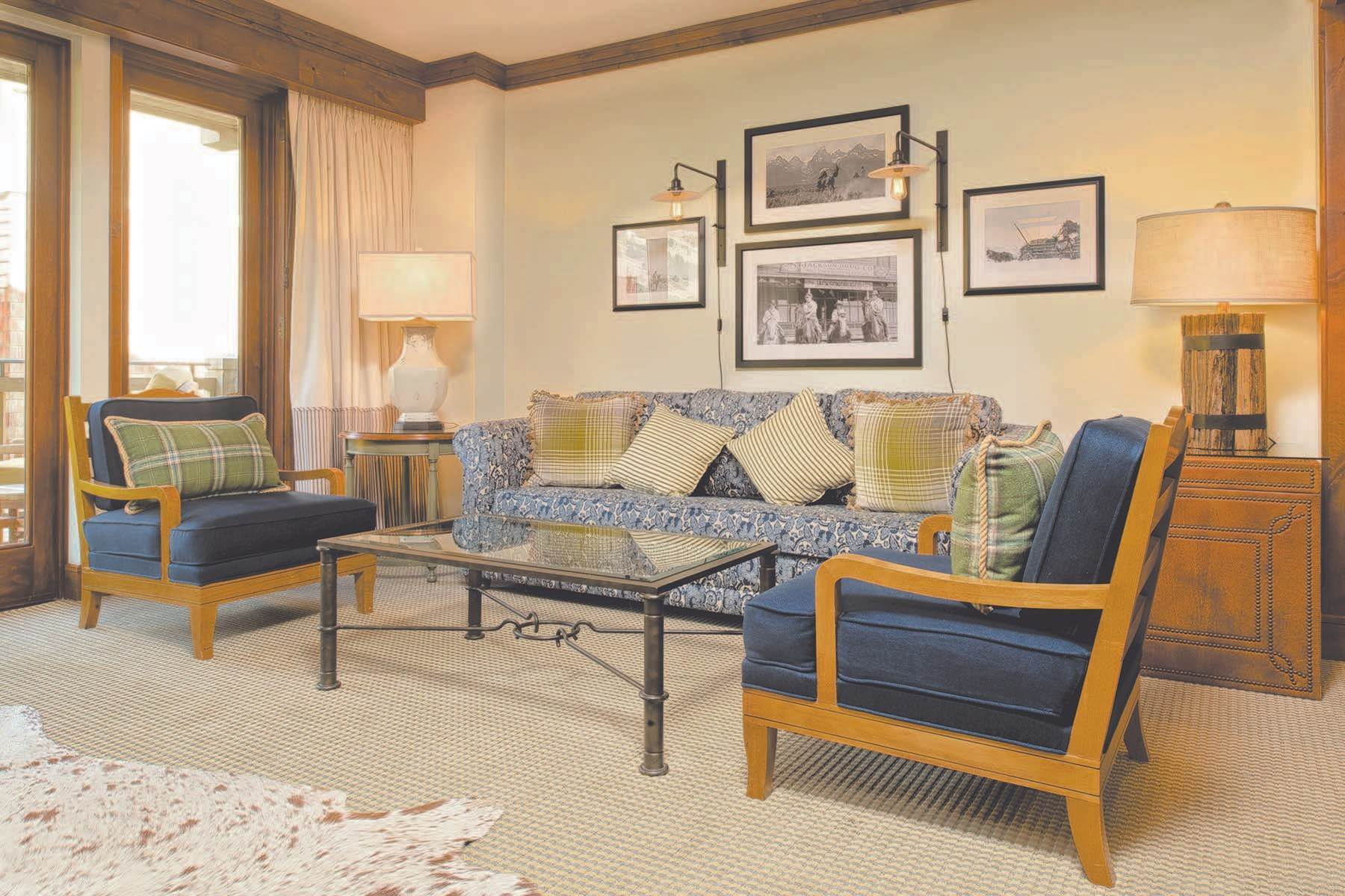 2. Condominiums for Sale at Refreshed Four Seasons Private Residence 7680 N Granite Loop Road, Unit 850 Teton Village, Wyoming 83025 United States