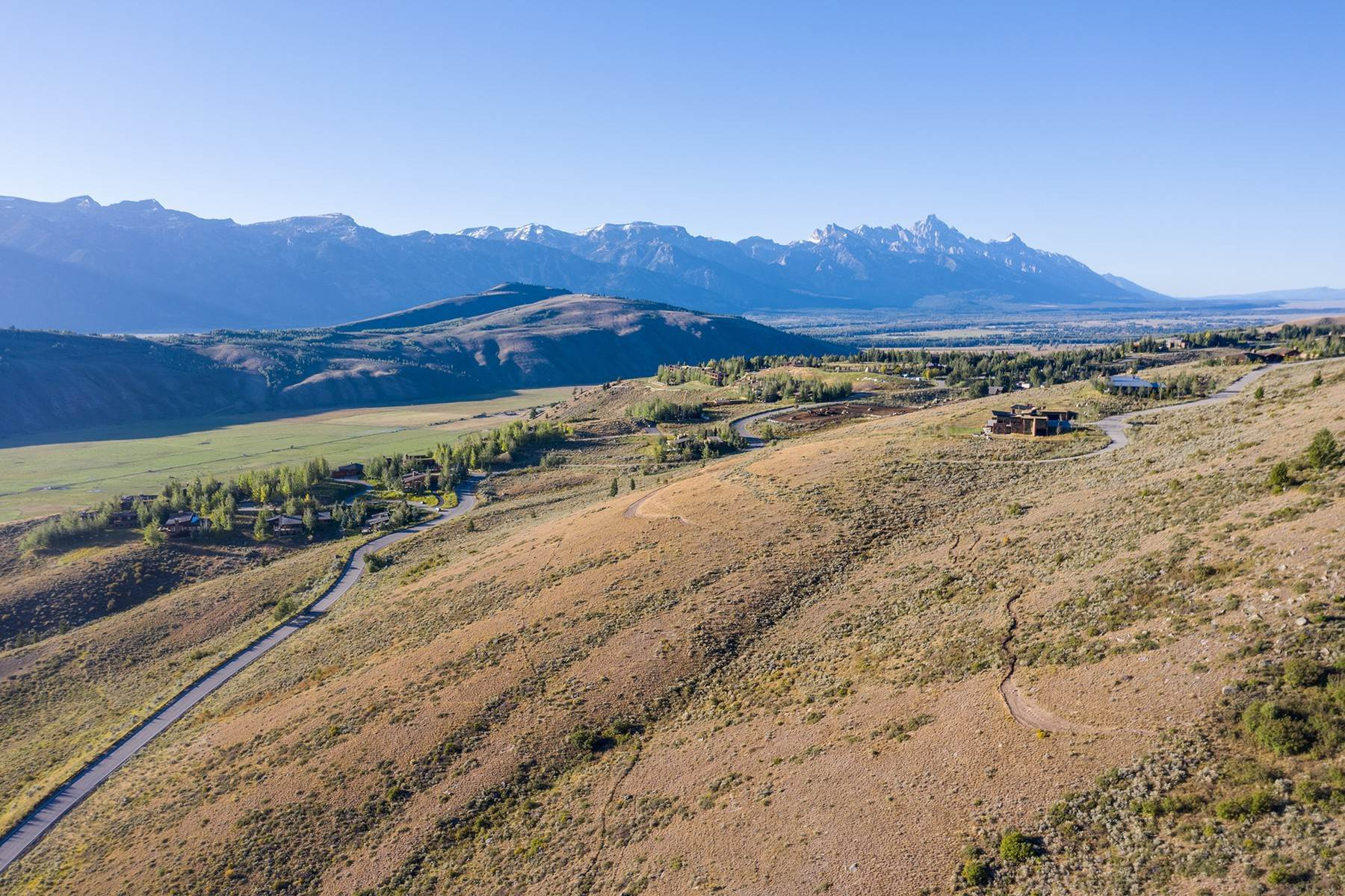 12. Land for Sale at Majestic Views atop Spring Creek Ranch 1265 Lower Ridge Rd Jackson, Wyoming 83001 United States
