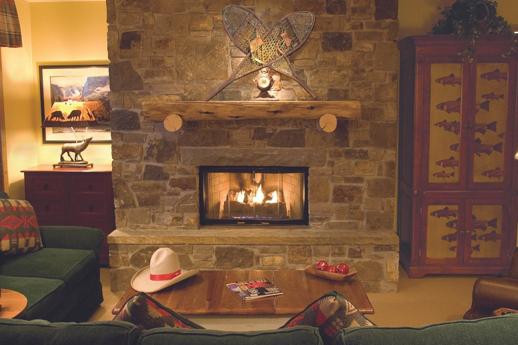 5. fractional ownership prop for Sale at Teton Club - Two Prime Summer Weeks 3340 W Cody Ln, #105 Teton Village, Wyoming 83025 United States