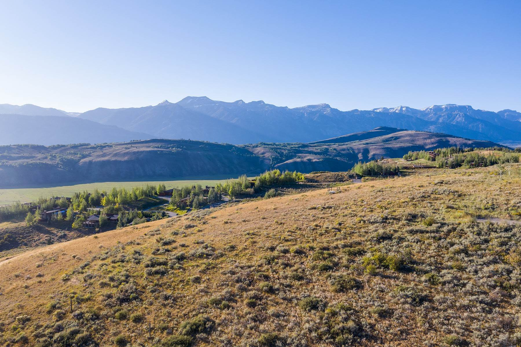 15. Land for Sale at Majestic Views atop Spring Creek Ranch 1265 Lower Ridge Rd Jackson, Wyoming 83001 United States