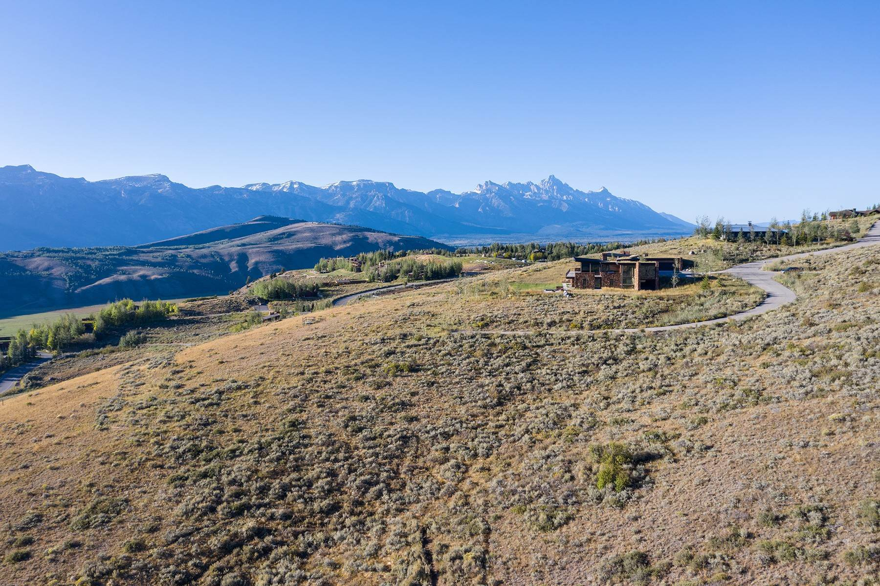 13. Land for Sale at Majestic Views atop Spring Creek Ranch 1265 Lower Ridge Rd Jackson, Wyoming 83001 United States