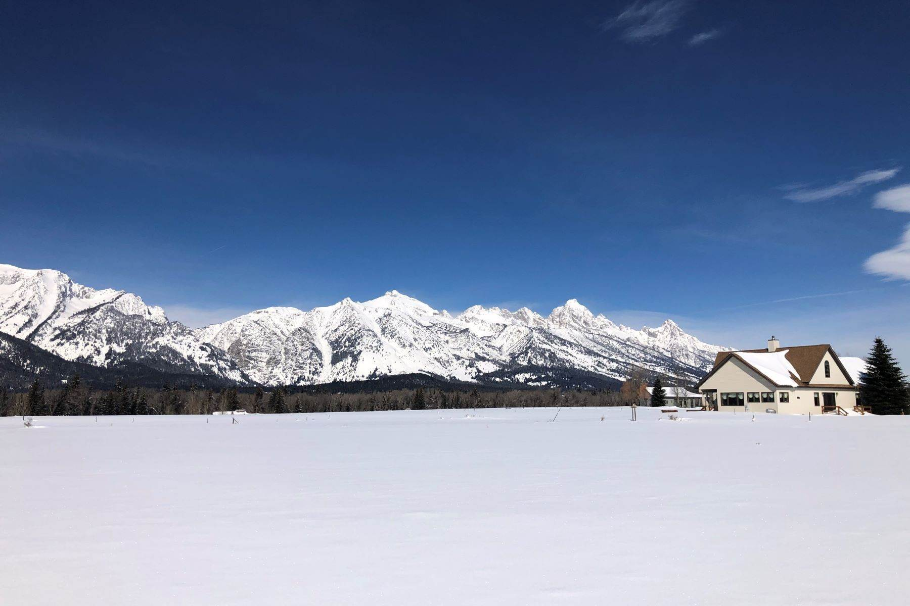 Land for Sale at 305 E Trap Club Road 305 E Trap Club Rd Jackson, Wyoming 83001 United States