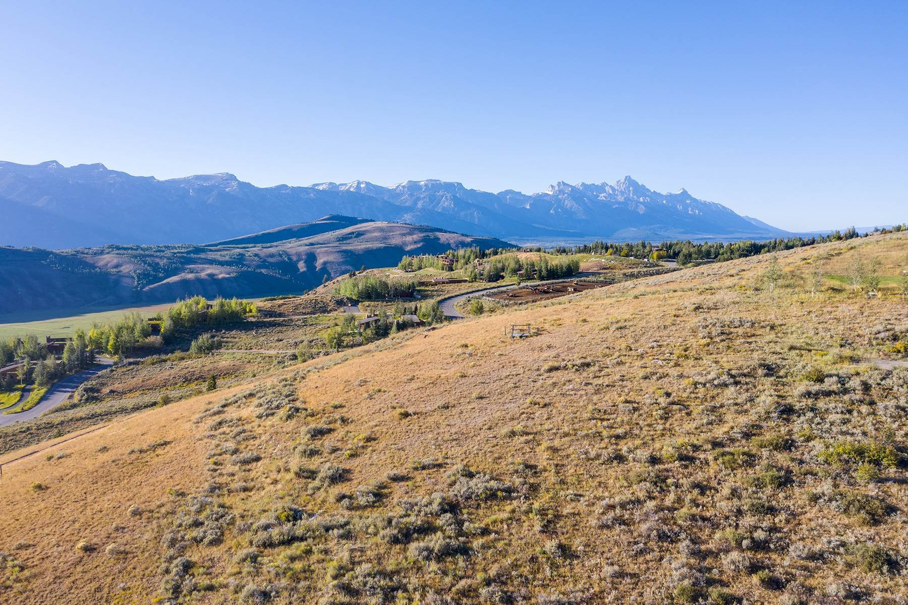 14. Land for Sale at Majestic Views atop Spring Creek Ranch 1265 Lower Ridge Rd Jackson, Wyoming 83001 United States