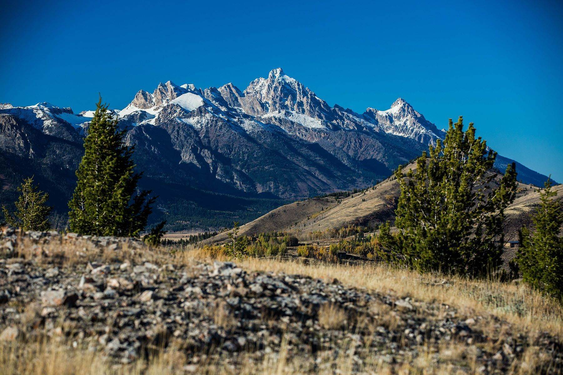 Land for Sale at Vogel Hill - Ranch 8 255 Red Tail Butte Road Jackson, Wyoming 83001 United States
