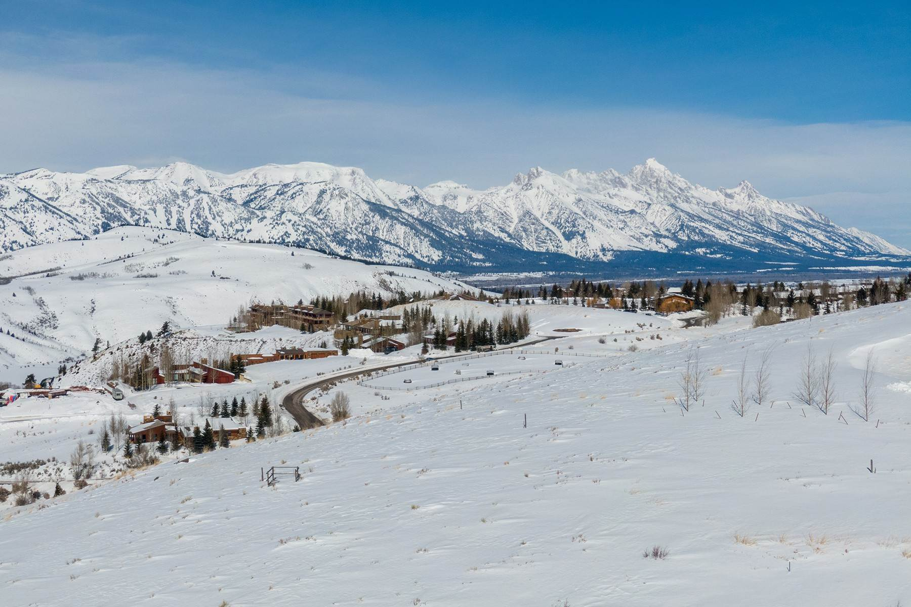 Land for Sale at Majestic Views atop Spring Creek Ranch 1265 Lower Ridge Rd Jackson, Wyoming 83001 United States