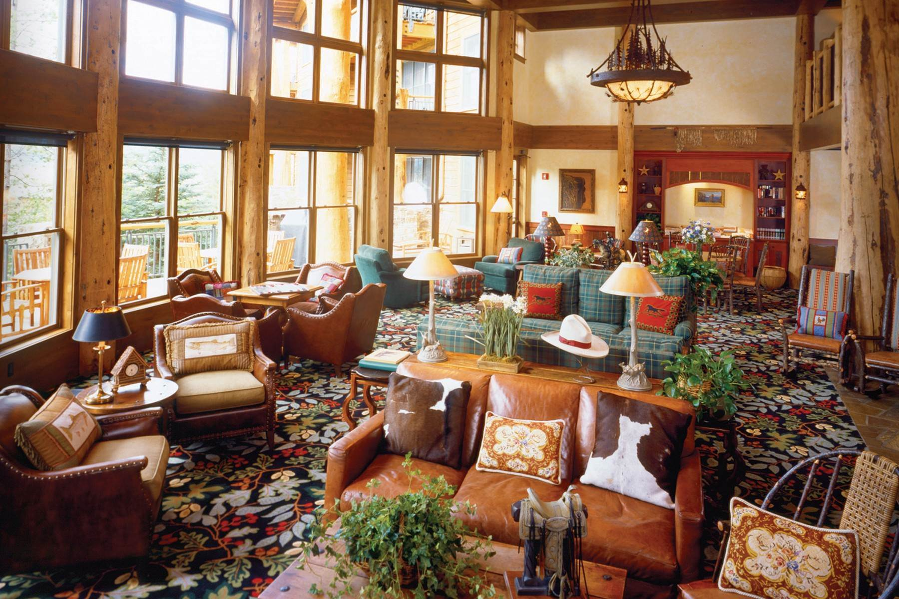 2. fractional ownership prop for Sale at Teton Club - Two Prime Summer Weeks 3340 W Cody Ln, #105 Teton Village, Wyoming 83025 United States