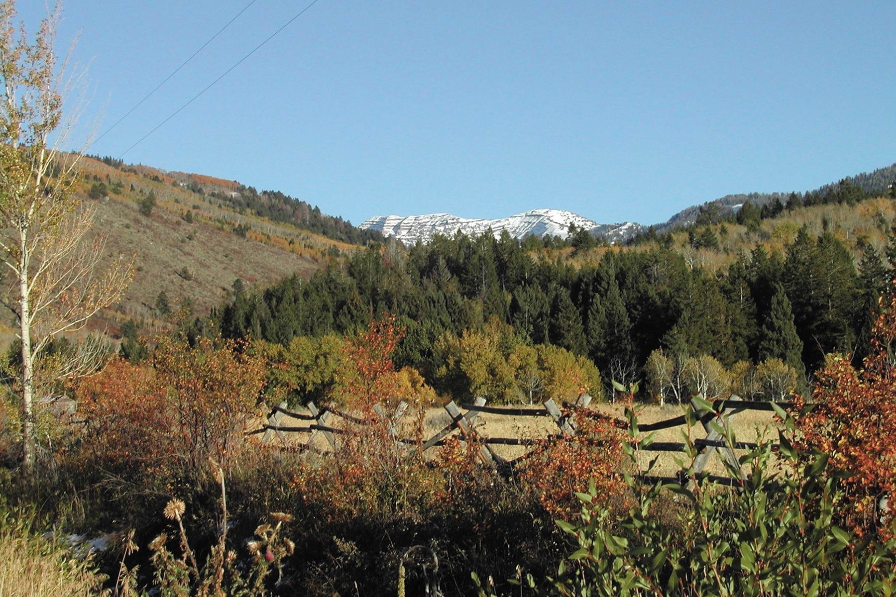 Land for Sale at 2.5 + Acre Sites - Fox Creek Canyon 1540 East 5250 South Victor, Idaho 83455 United States