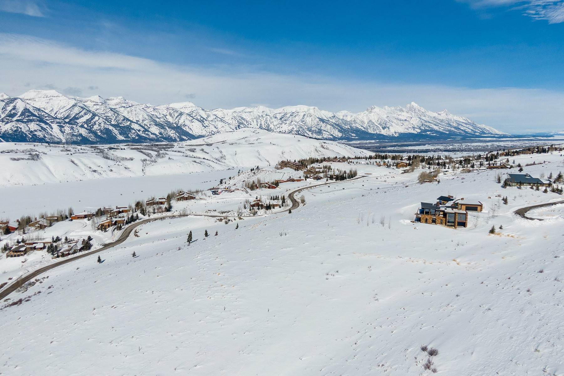 3. Land for Sale at Majestic Views atop Spring Creek Ranch 1265 Lower Ridge Rd Jackson, Wyoming 83001 United States