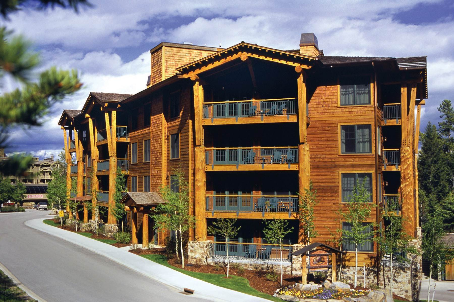 4. fractional ownership prop for Sale at Teton Club - Two Prime Summer Weeks 3340 W Cody Ln, #105 Teton Village, Wyoming 83025 United States