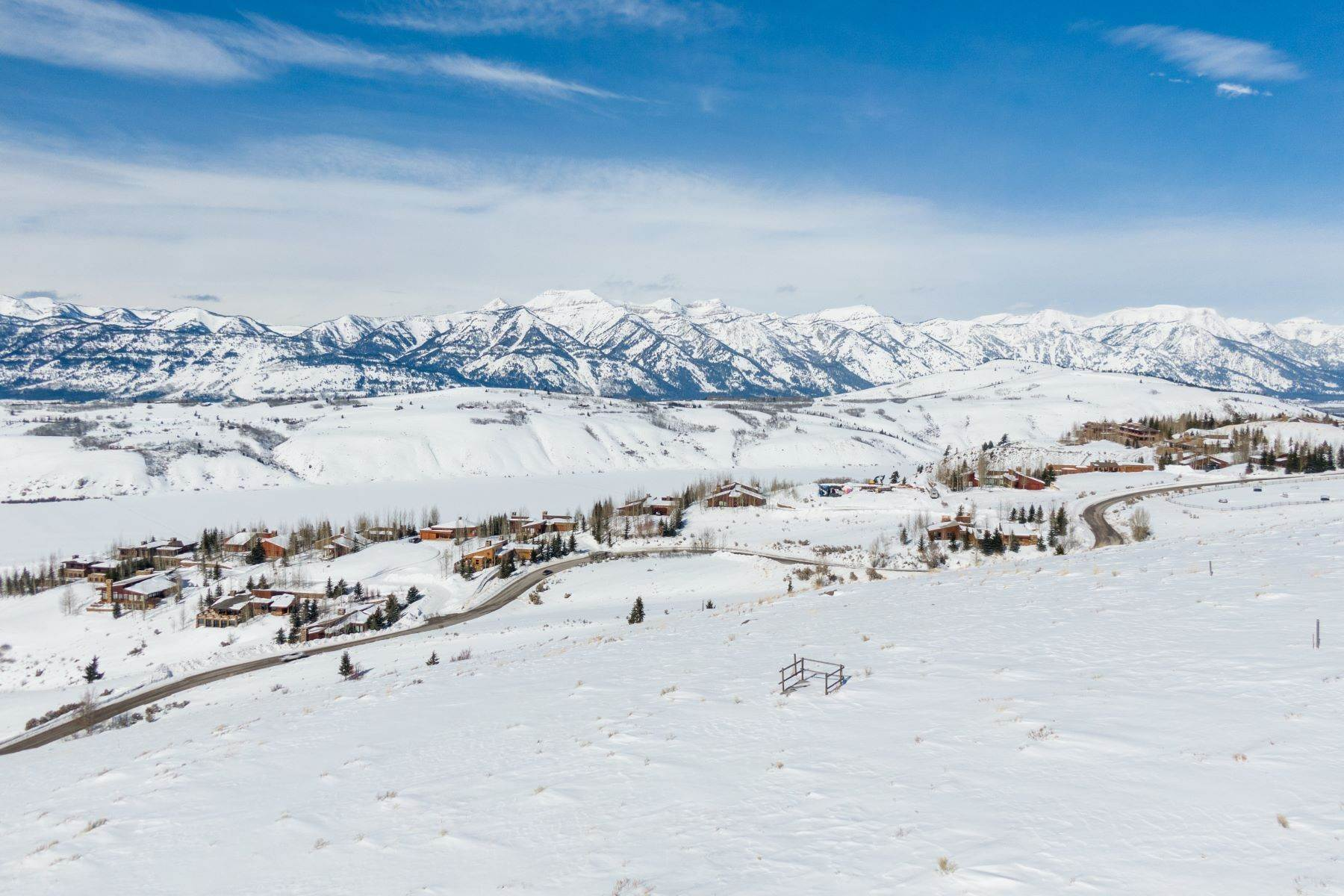 27. Land for Sale at Majestic Views atop Spring Creek Ranch 1265 Lower Ridge Rd Jackson, Wyoming 83001 United States