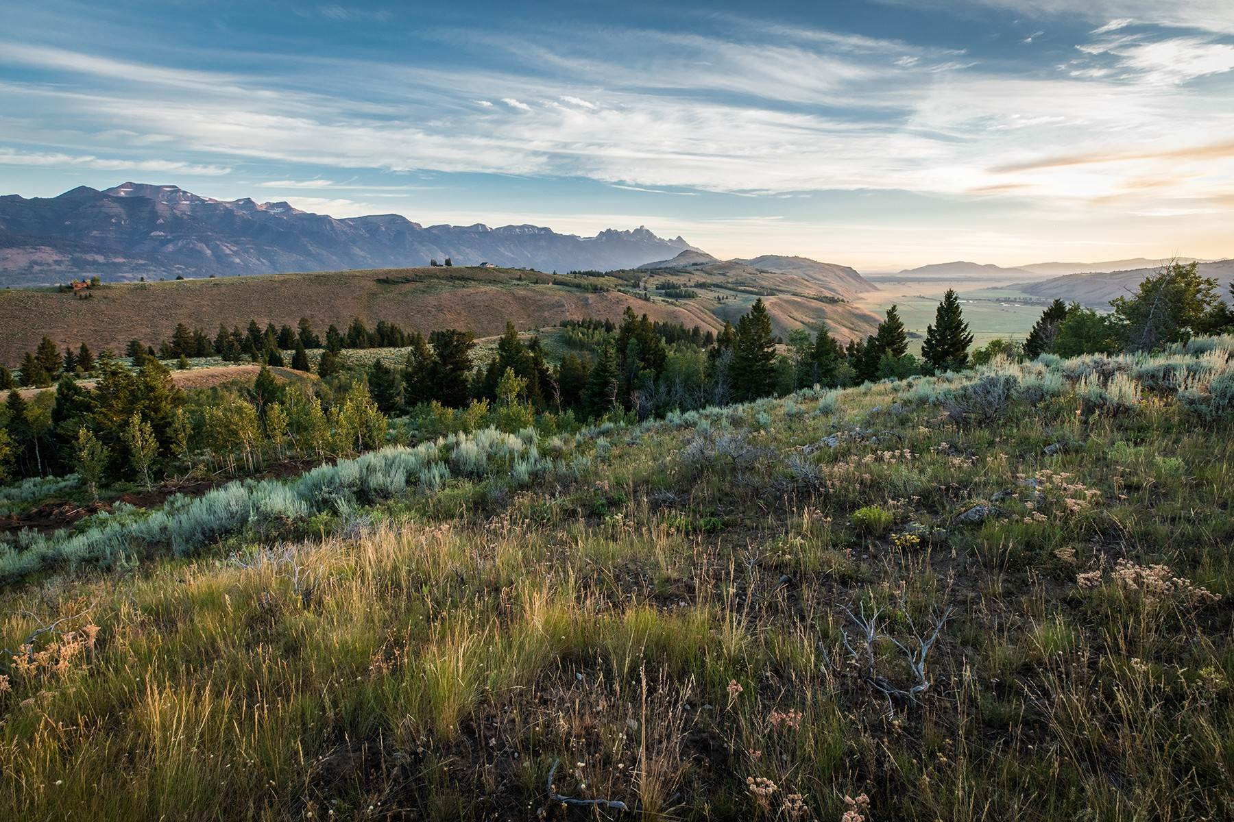 Land for Sale at Vogel Hill 700 Red Tail Butte Road Jackson, Wyoming 83001 United States