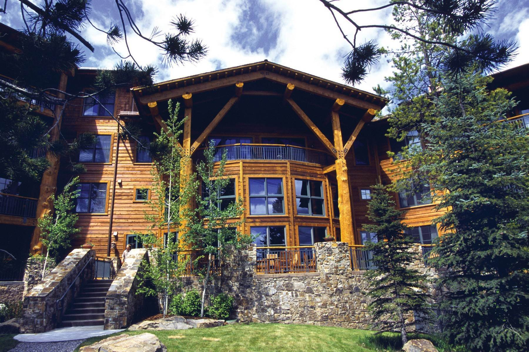 9. fractional ownership prop for Sale at Teton Club - Two Prime Summer Weeks 3340 W Cody Ln, #105 Teton Village, Wyoming 83025 United States