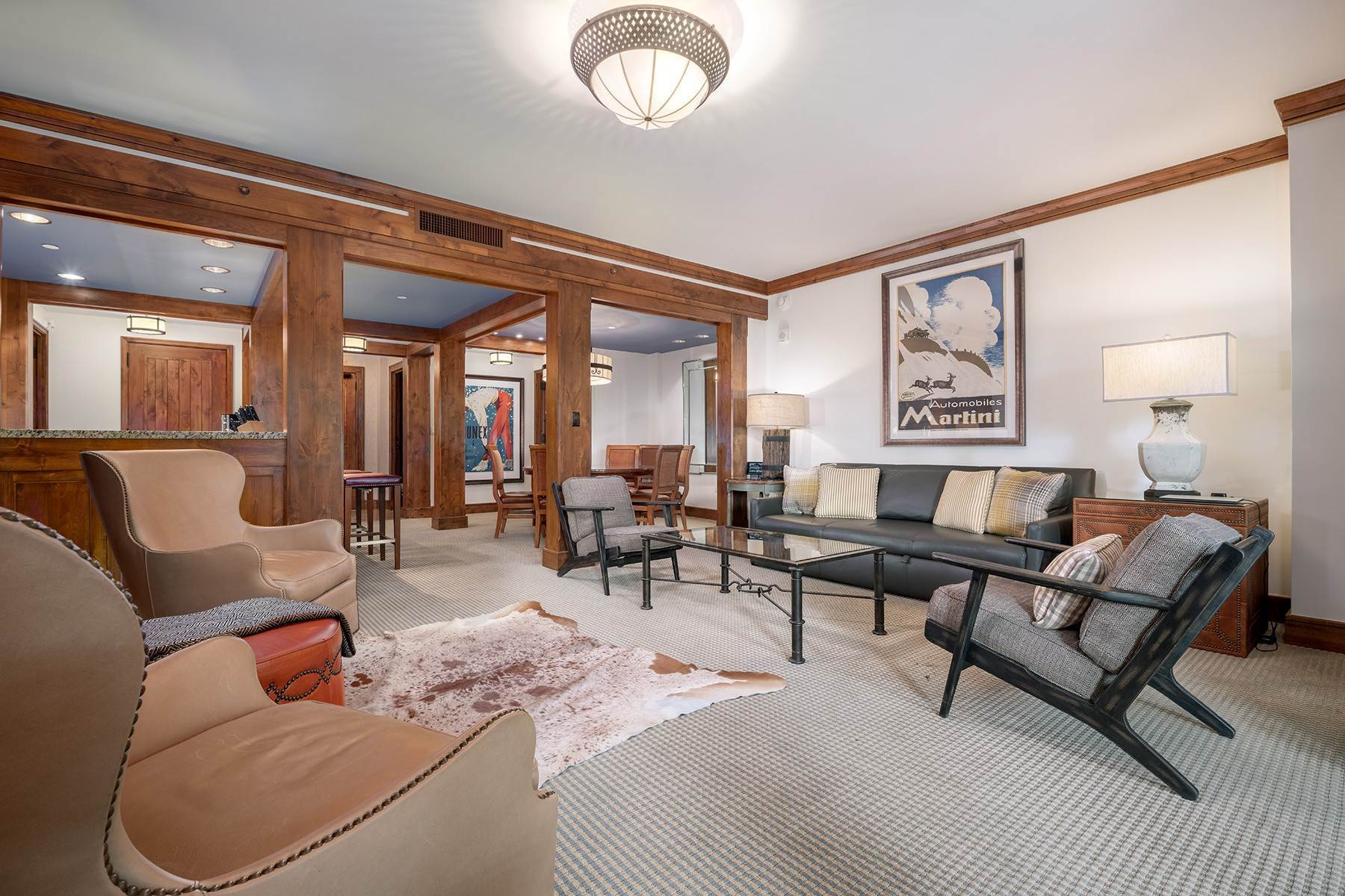 2. Condominiums for Sale at Desirable Four Seasons Private Residence 7680 Granite Loop Road, #654 Teton Village, Wyoming 83025 United States