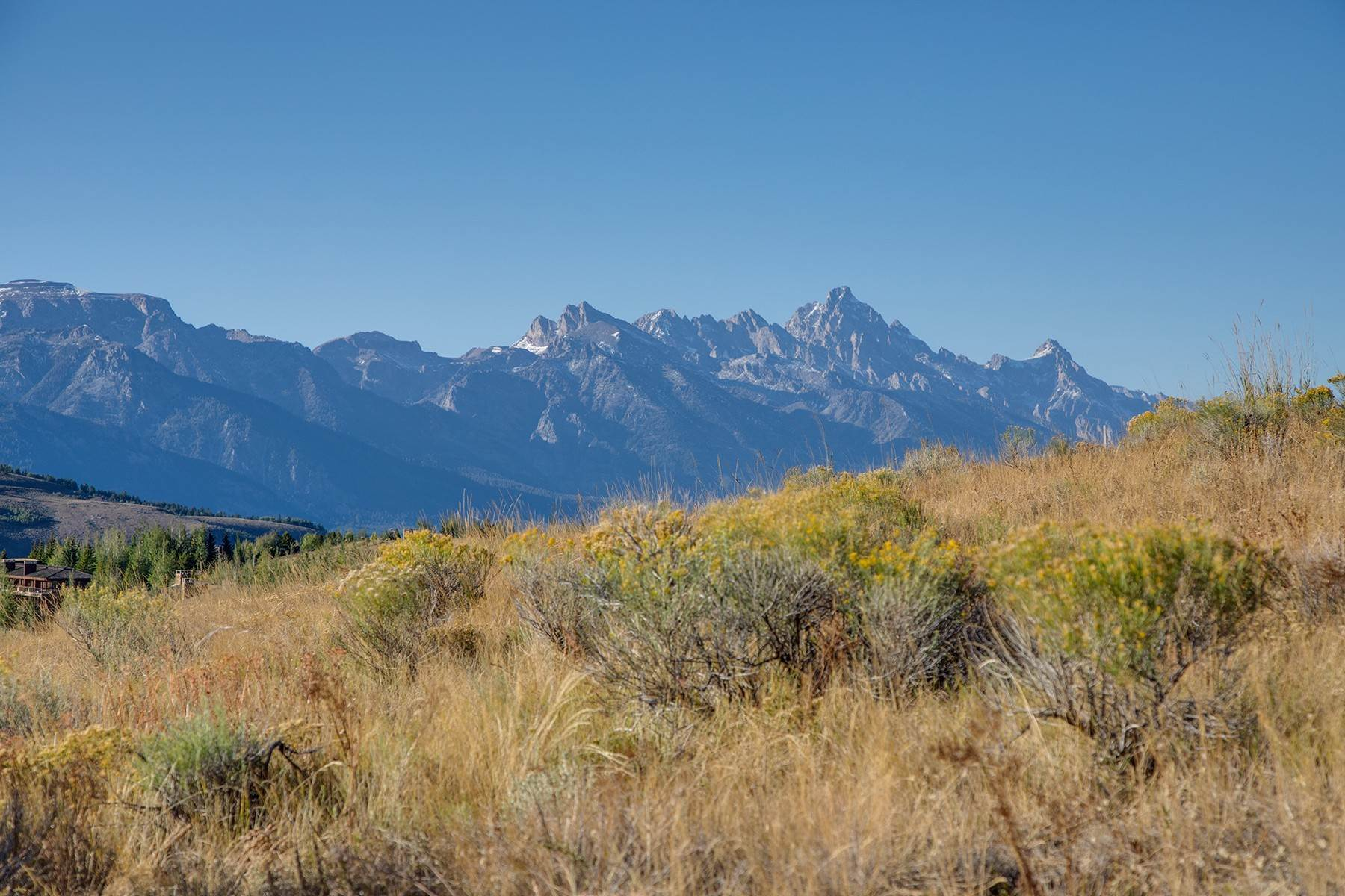 6. Land for Sale at Majestic Views atop Spring Creek Ranch 1265 Lower Ridge Rd Jackson, Wyoming 83001 United States