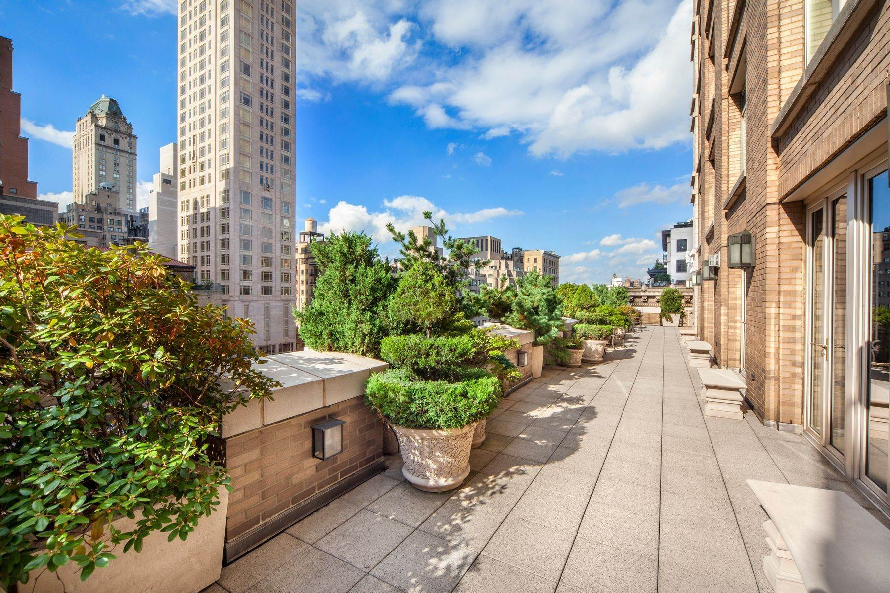 Condominiums for Sale at Spectacular Terraces on Park Avenue 515 Park Avenue, 15/16 New York, New York 10022 United States