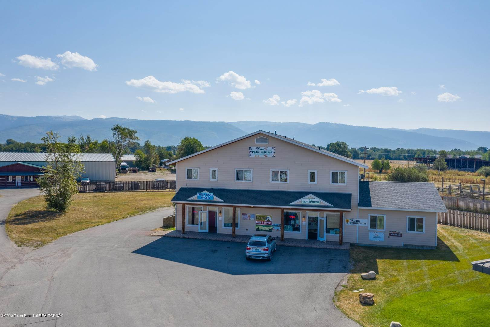 Commercial for Sale at 465 S MAIN STREET Driggs, Idaho 83422 United States