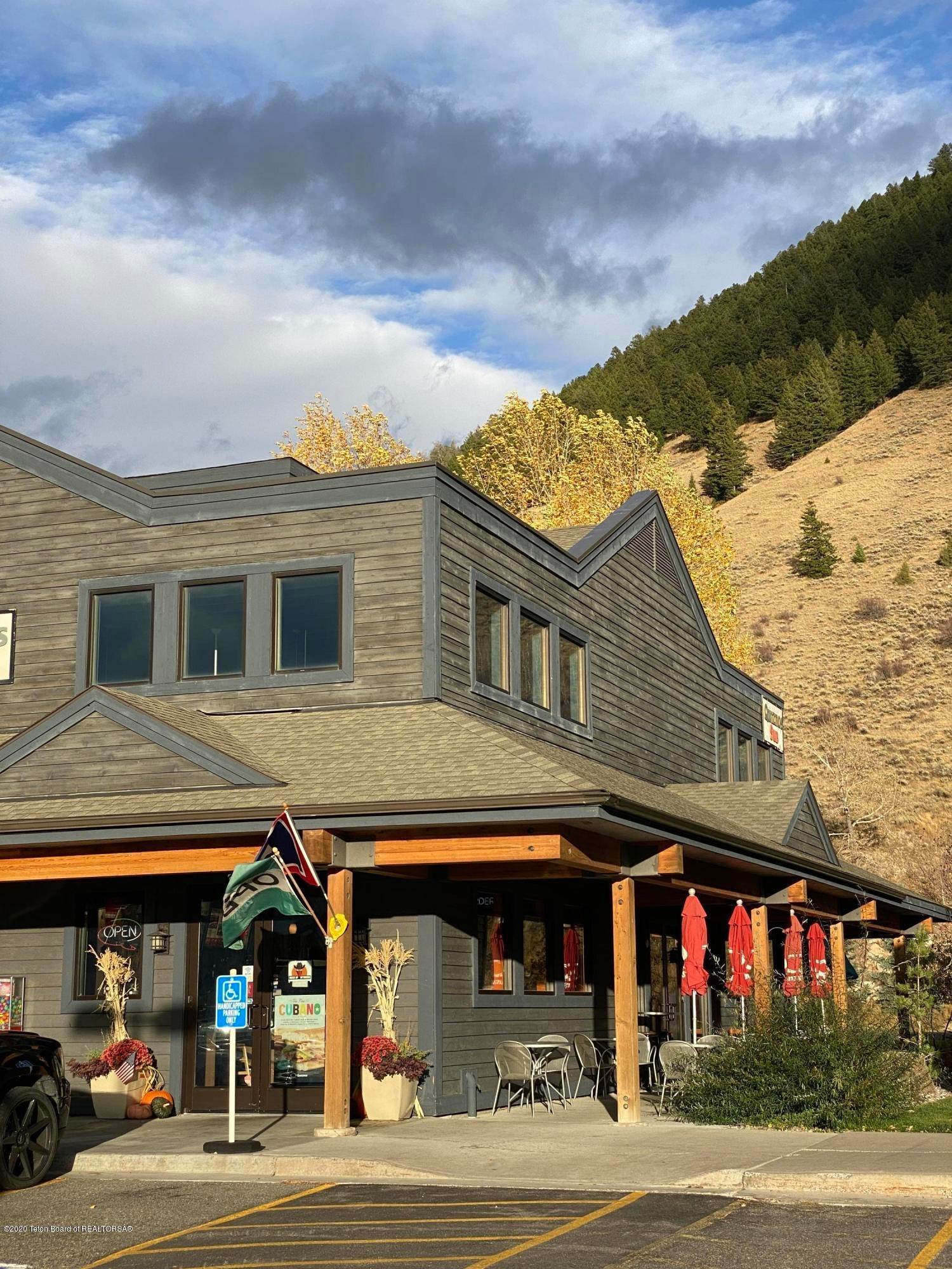 5. Commercial for Sale at 1325 S HWY 89 HWY 89 Jackson, Wyoming 83001 United States