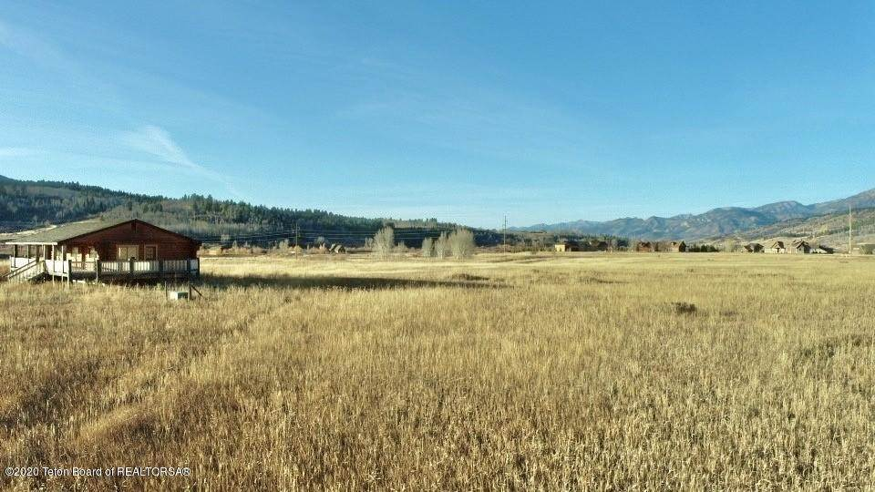 Land for Sale at 162 CABIN ROAD Alpine, Wyoming 83128 United States