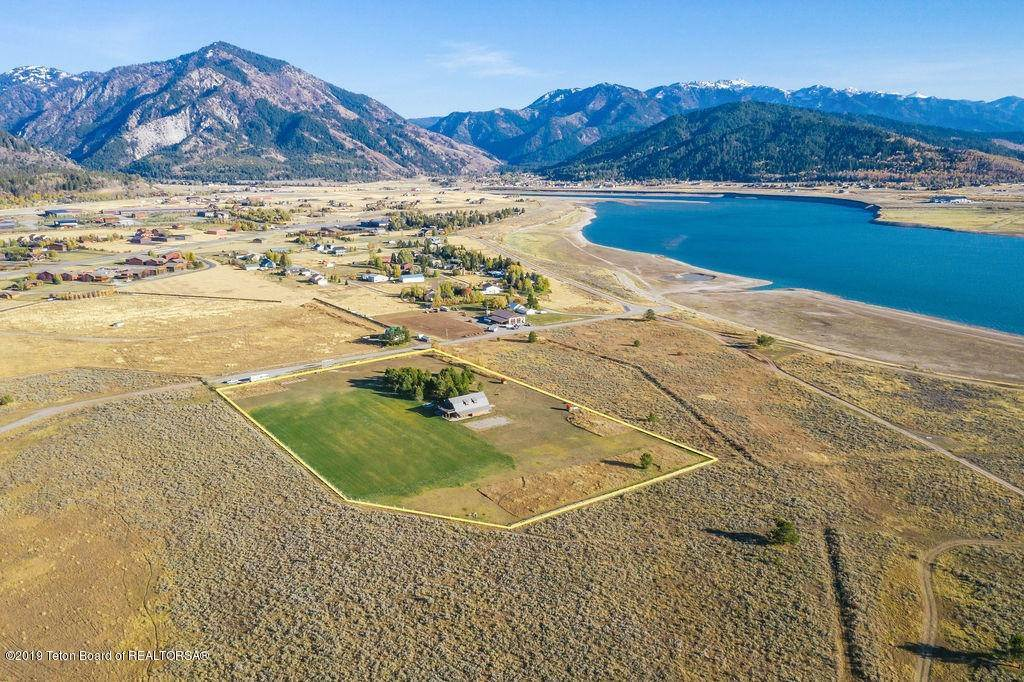 Land for Sale at 1441 OLD ALPINE RD CR100 Alpine, Wyoming 83128 United States
