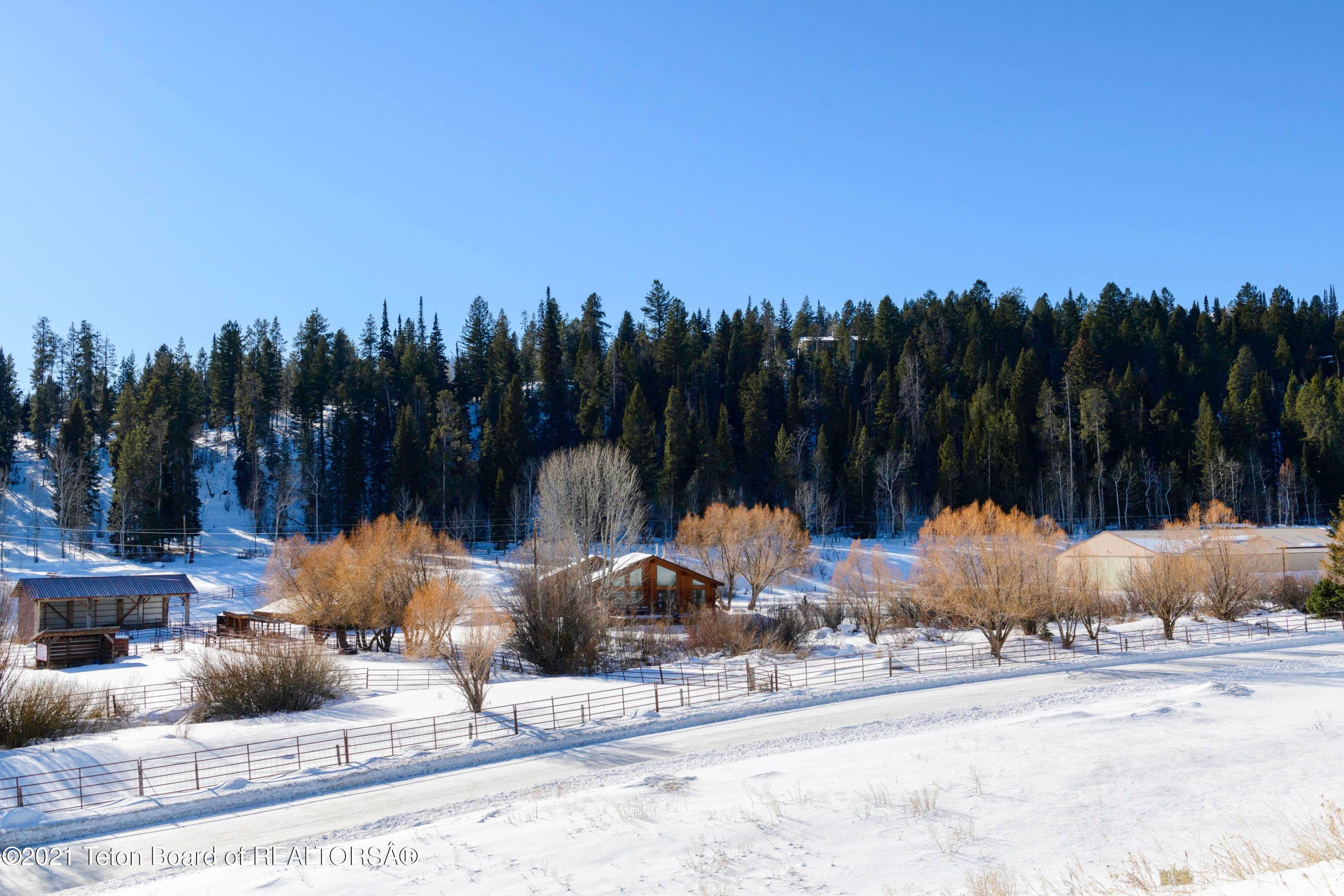 20. Single Family Homes for Sale at 6000, 6050 HECK-OF-A-HILL ROAD Wilson, Wyoming 83014 United States