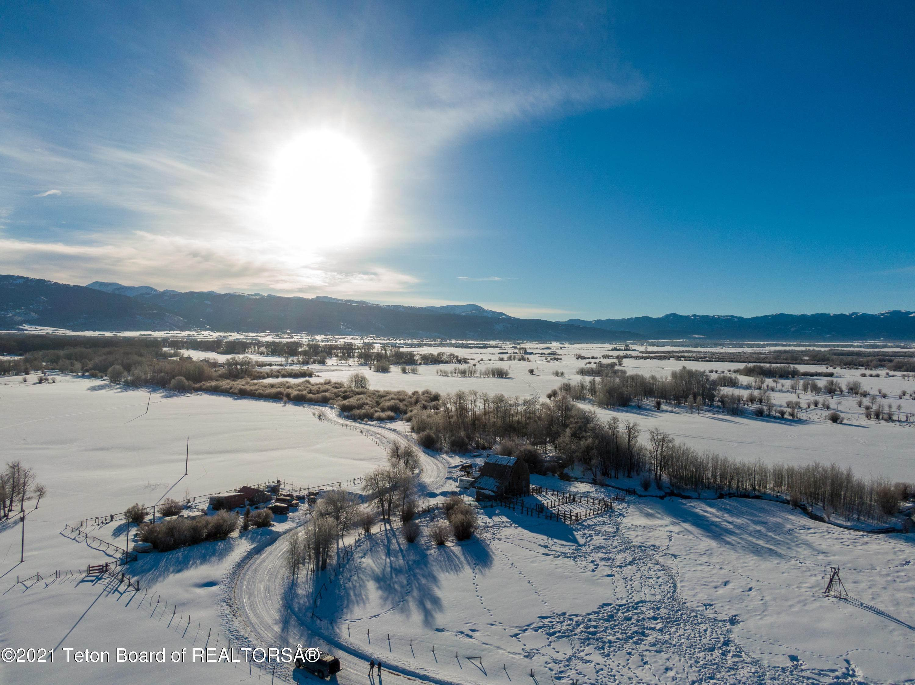 2. Farm and Ranch Properties for Sale at 1750 W 3000 SOUTH Driggs, Idaho 83422 United States