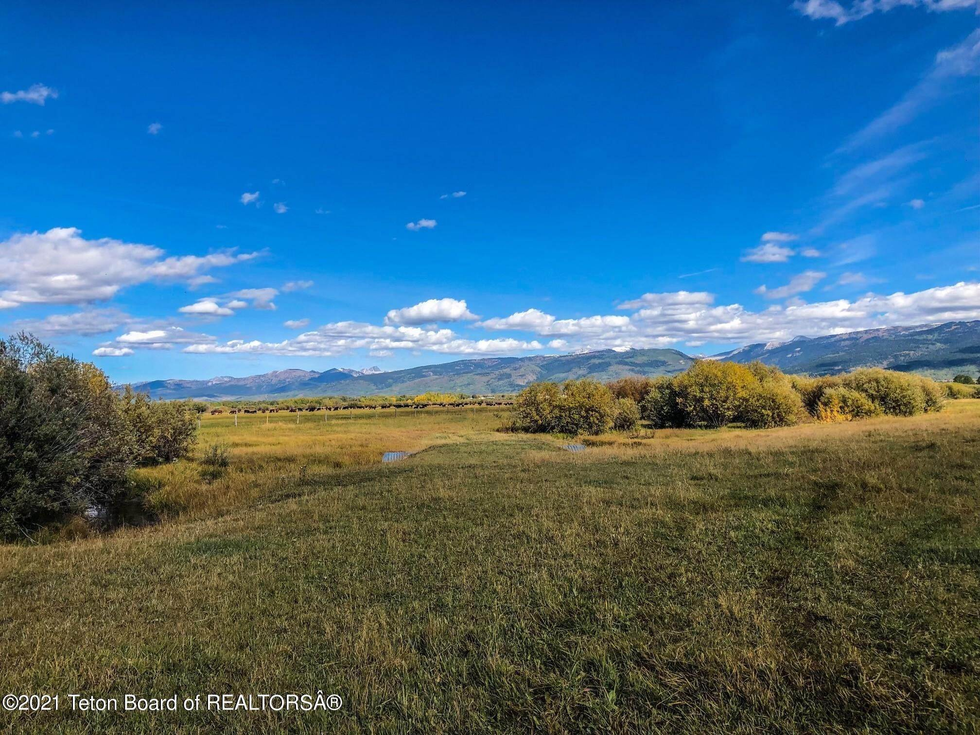 Farm and Ranch Properties for Sale at TBD Victor, Idaho 83455 United States