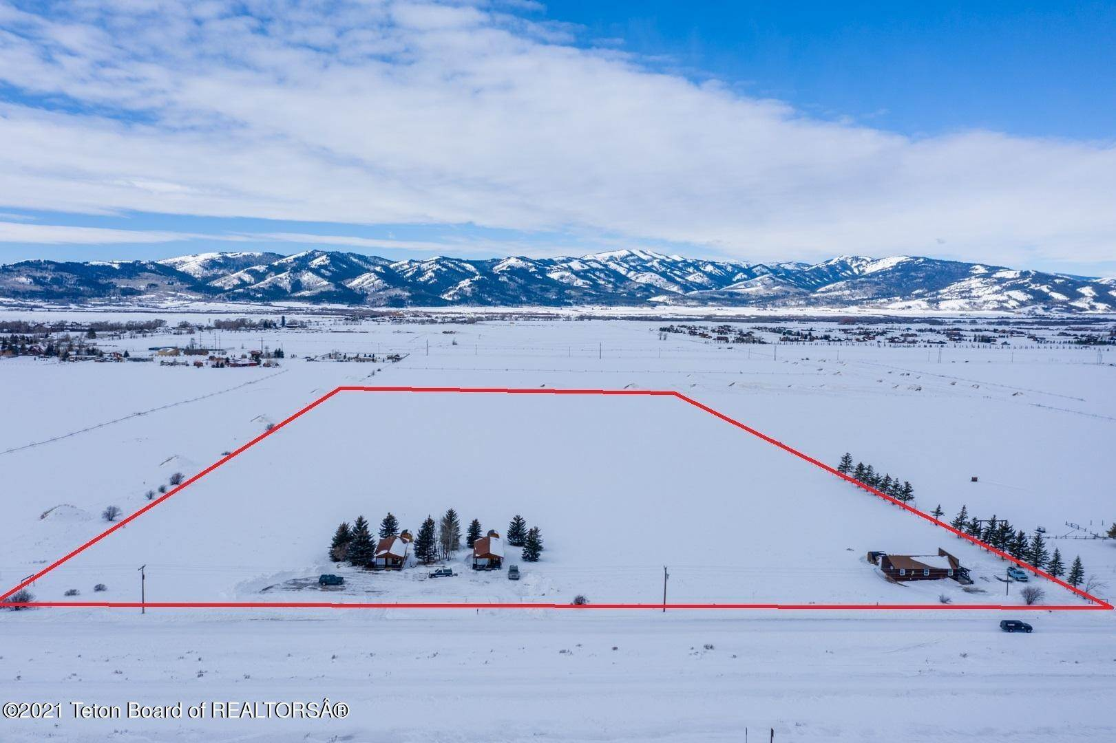 Land for Sale at 7634 S 5000 W Victor, Idaho 83455 United States
