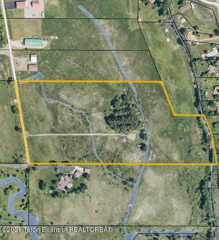 Land for Sale at 3900 S TRAIL DRIVE Jackson, Wyoming 83001 United States