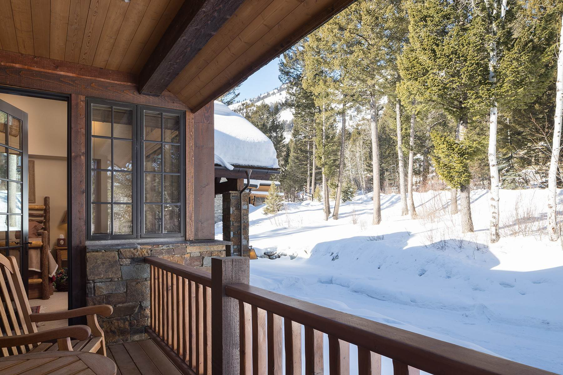 24. Single Family Homes for Sale at 3730 W Curtis Drive Teton Village, Wyoming 83025 United States