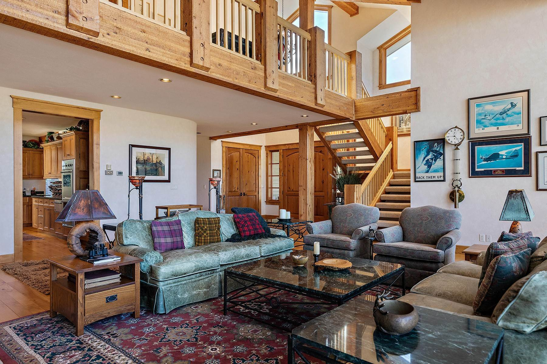 27. Single Family Homes for Sale at 2650 W Stonecrop Road Jackson, Wyoming 83001 United States