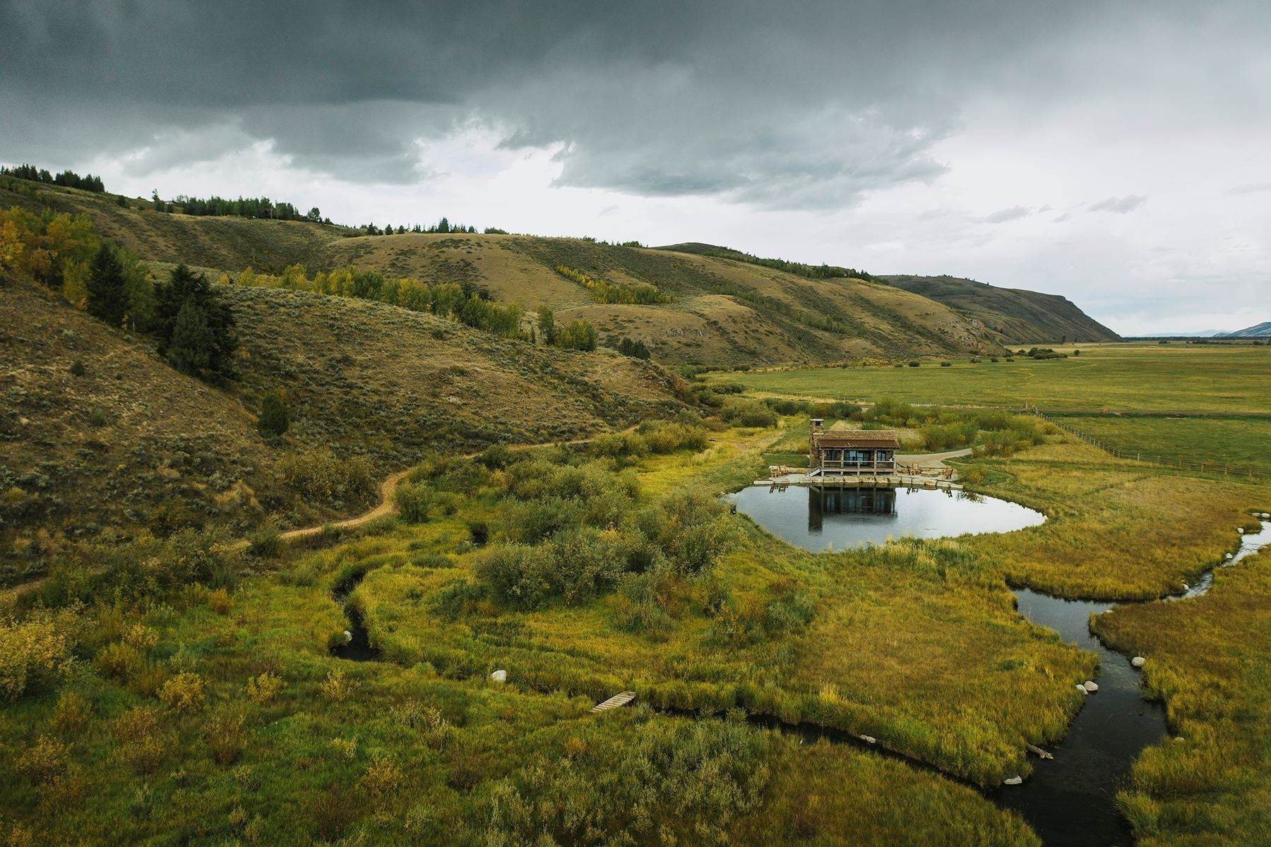 9. Land for Sale at Vogel Hill - Ranch 8 255 Red Tail Butte Road Jackson, Wyoming 83001 United States