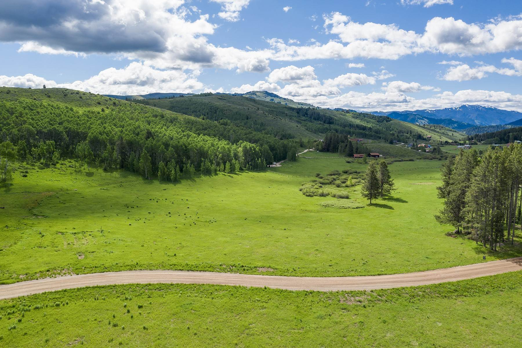 2. Land for Sale at The Best Lot in Pineglen Now Available 7670 S Pineglen Drive Wilson, Wyoming 83014 United States