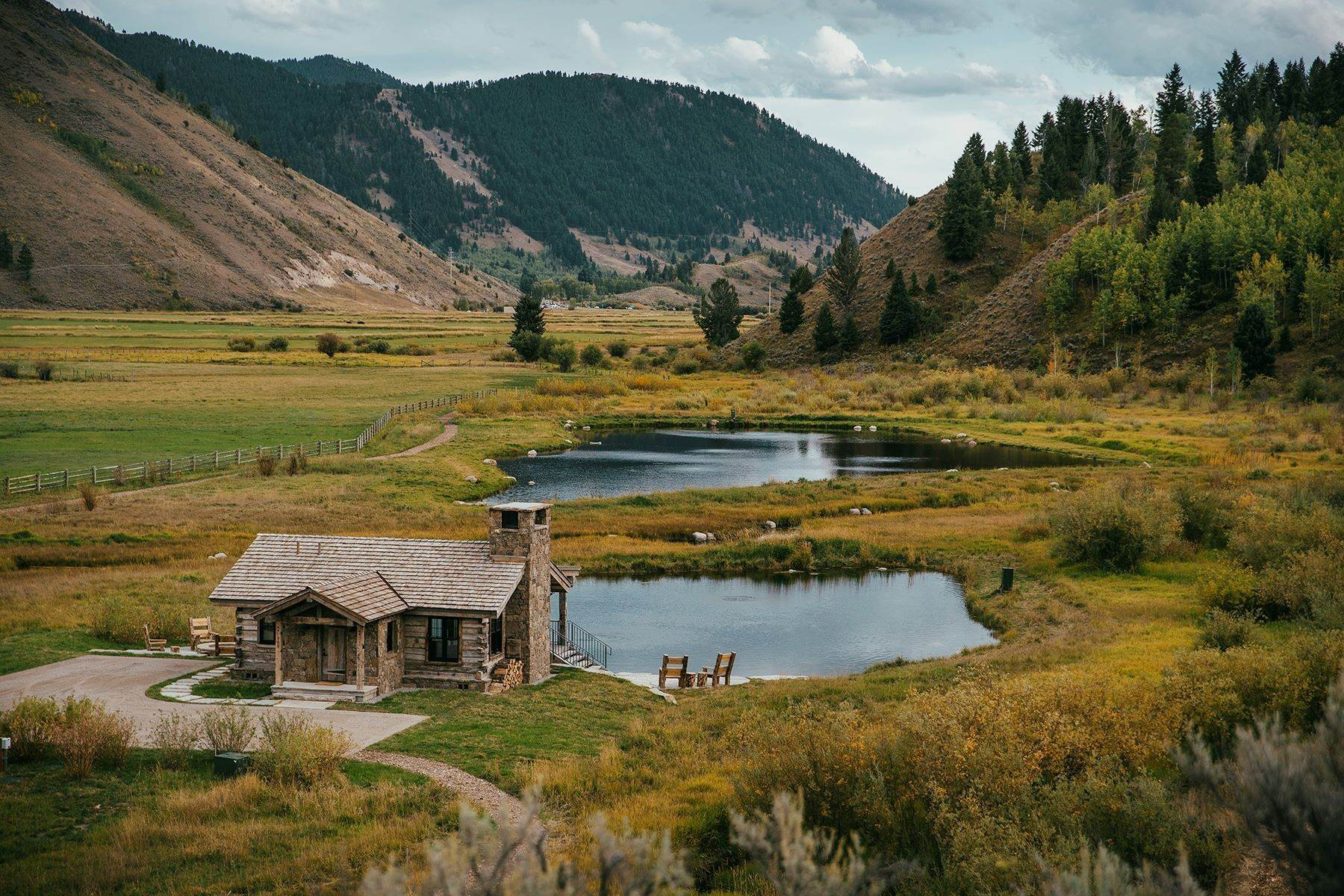 8. Land for Sale at Vogel Hill - Ranch 8 255 Red Tail Butte Road Jackson, Wyoming 83001 United States
