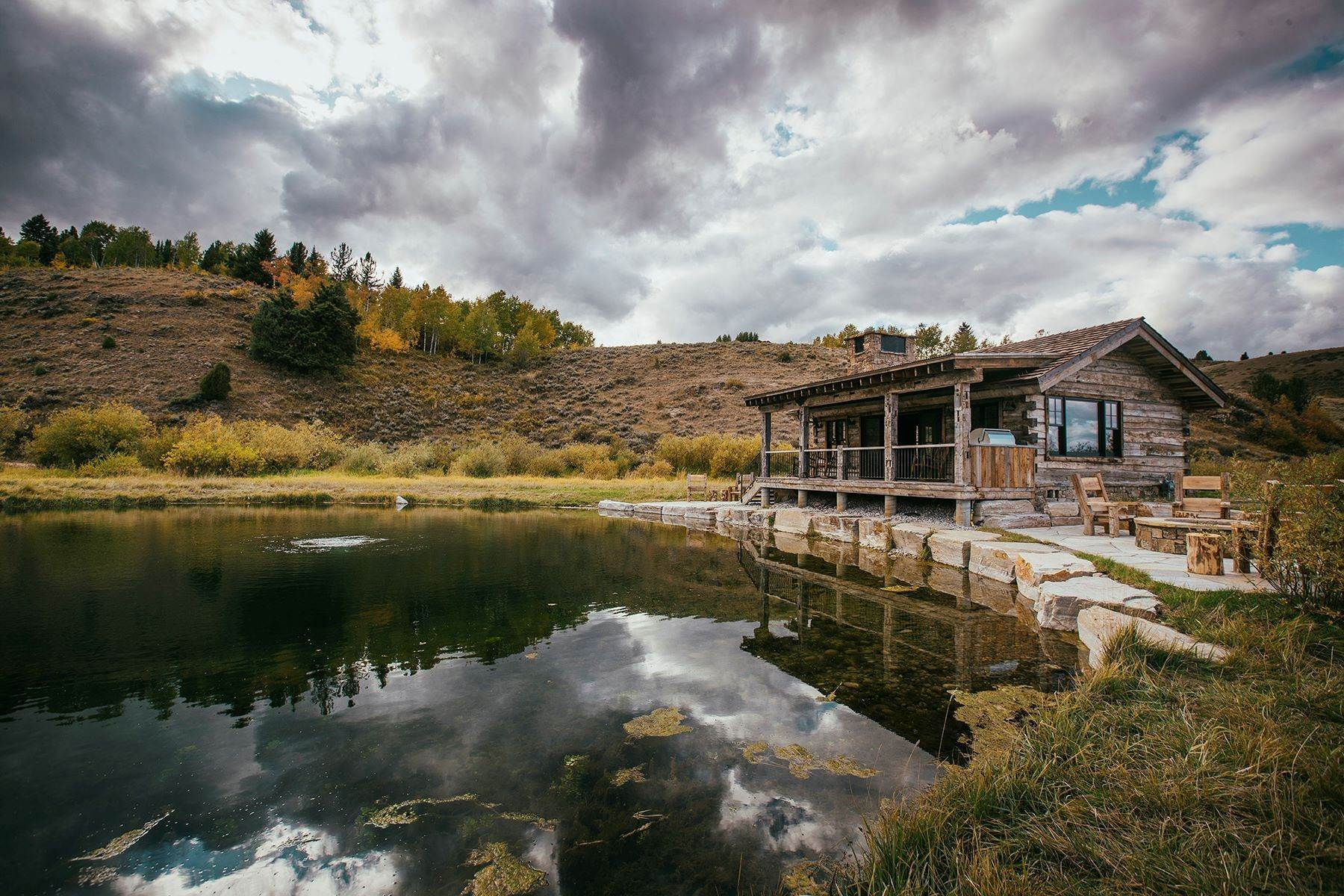 11. Land for Sale at Vogel Hill - Ranch 8 255 Red Tail Butte Road Jackson, Wyoming 83001 United States