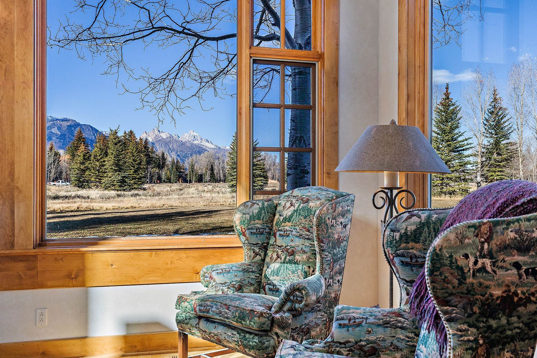 9. Single Family Homes for Sale at 2650 W Stonecrop Road Jackson, Wyoming 83001 United States
