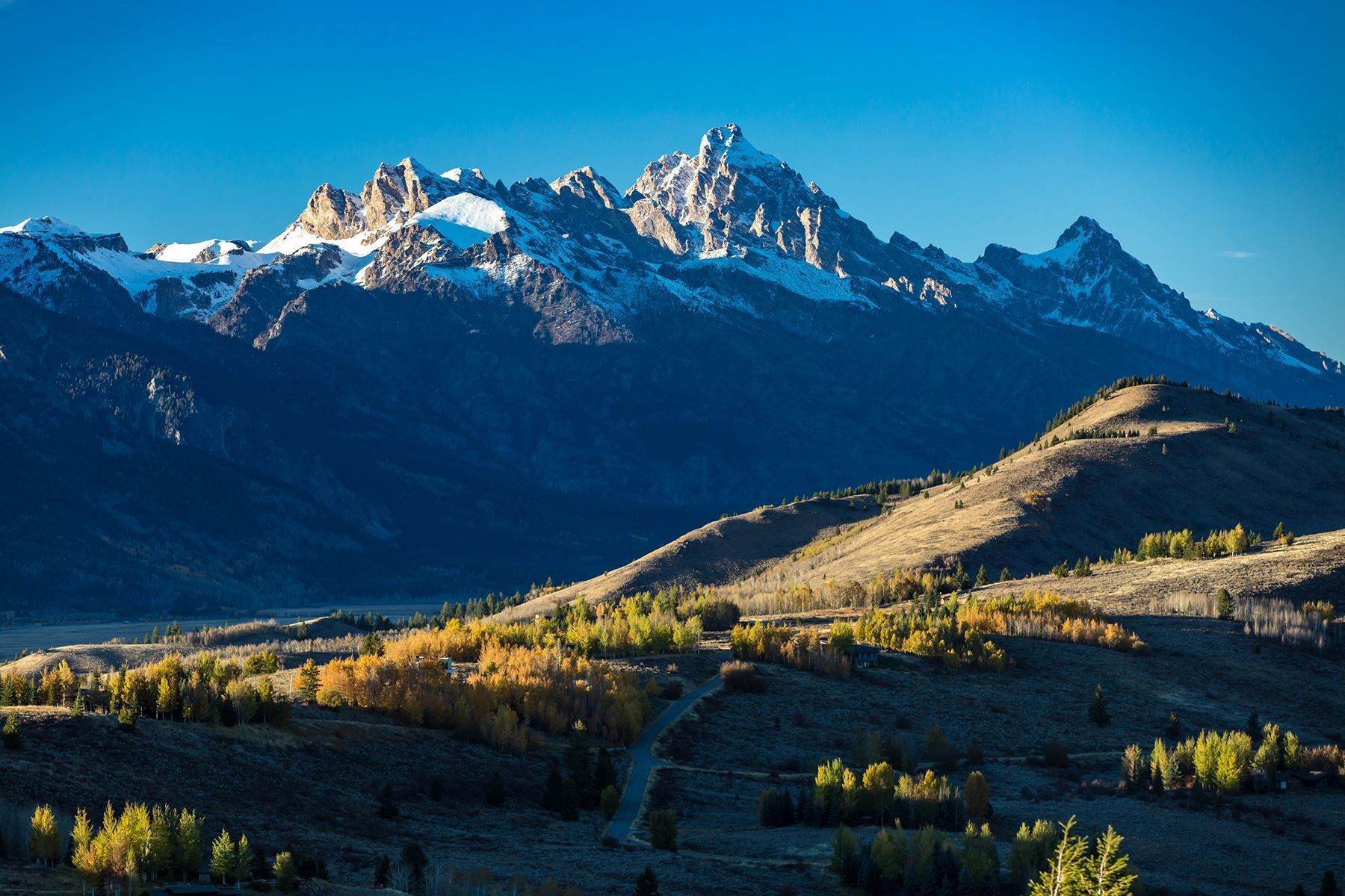 3. Land for Sale at Vogel Hill - Ranch 8 255 Red Tail Butte Road Jackson, Wyoming 83001 United States