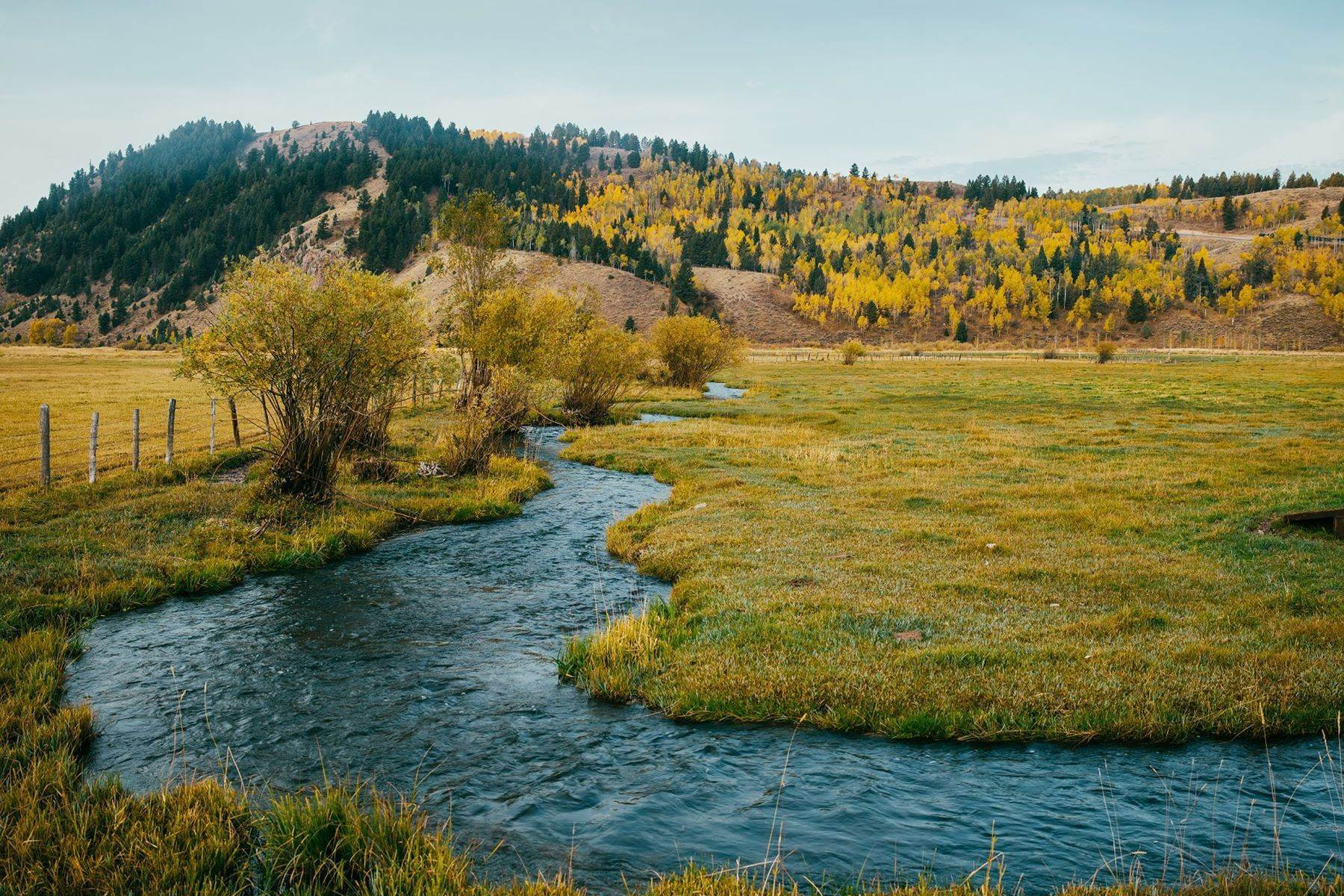 7. Land for Sale at Vogel Hill - Ranch 8 255 Red Tail Butte Road Jackson, Wyoming 83001 United States