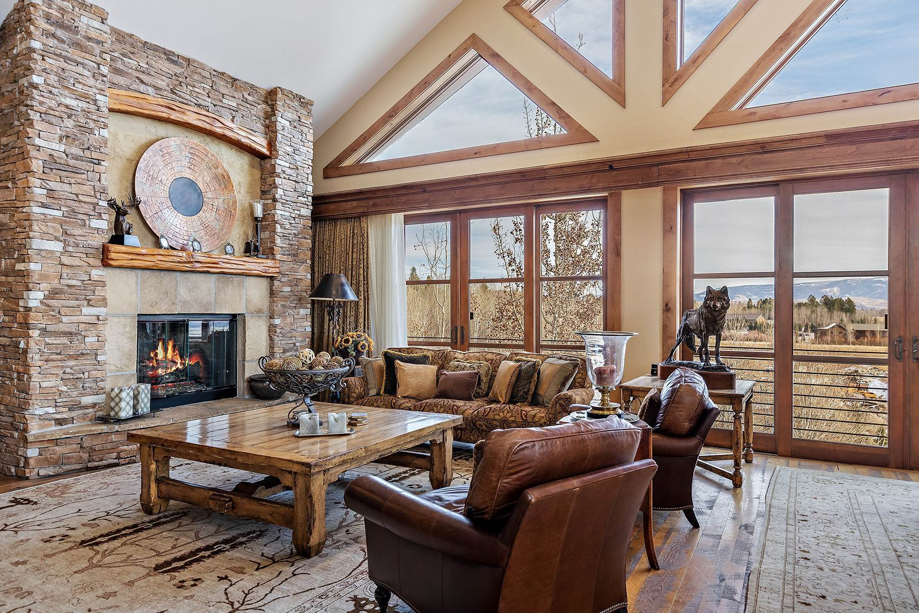 Condominiums por un Venta en Ski-in/ski-out Penthouse Residence 7710 Granite Loop Road, #41 Teton Village, Wyoming 83025 Estados Unidos