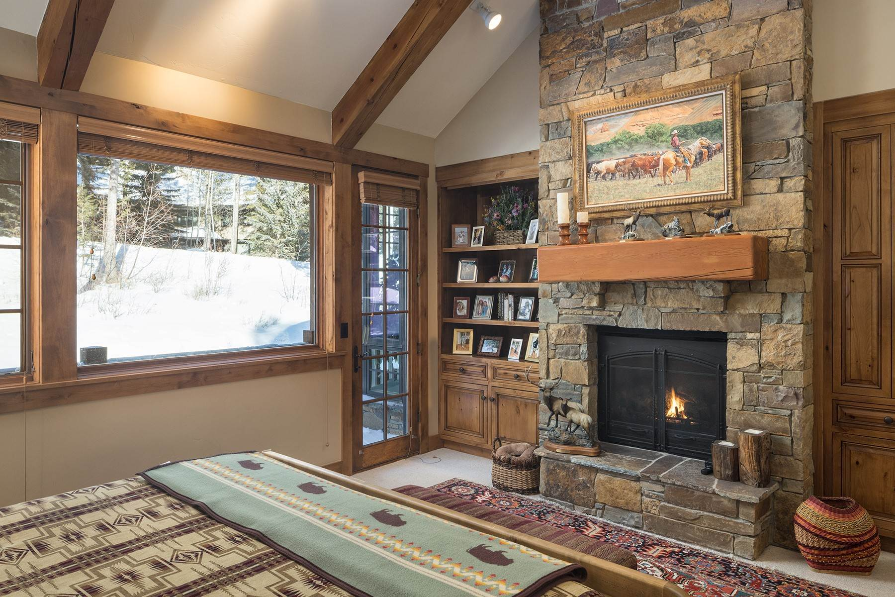 17. Single Family Homes for Sale at 3730 W Curtis Drive Teton Village, Wyoming 83025 United States