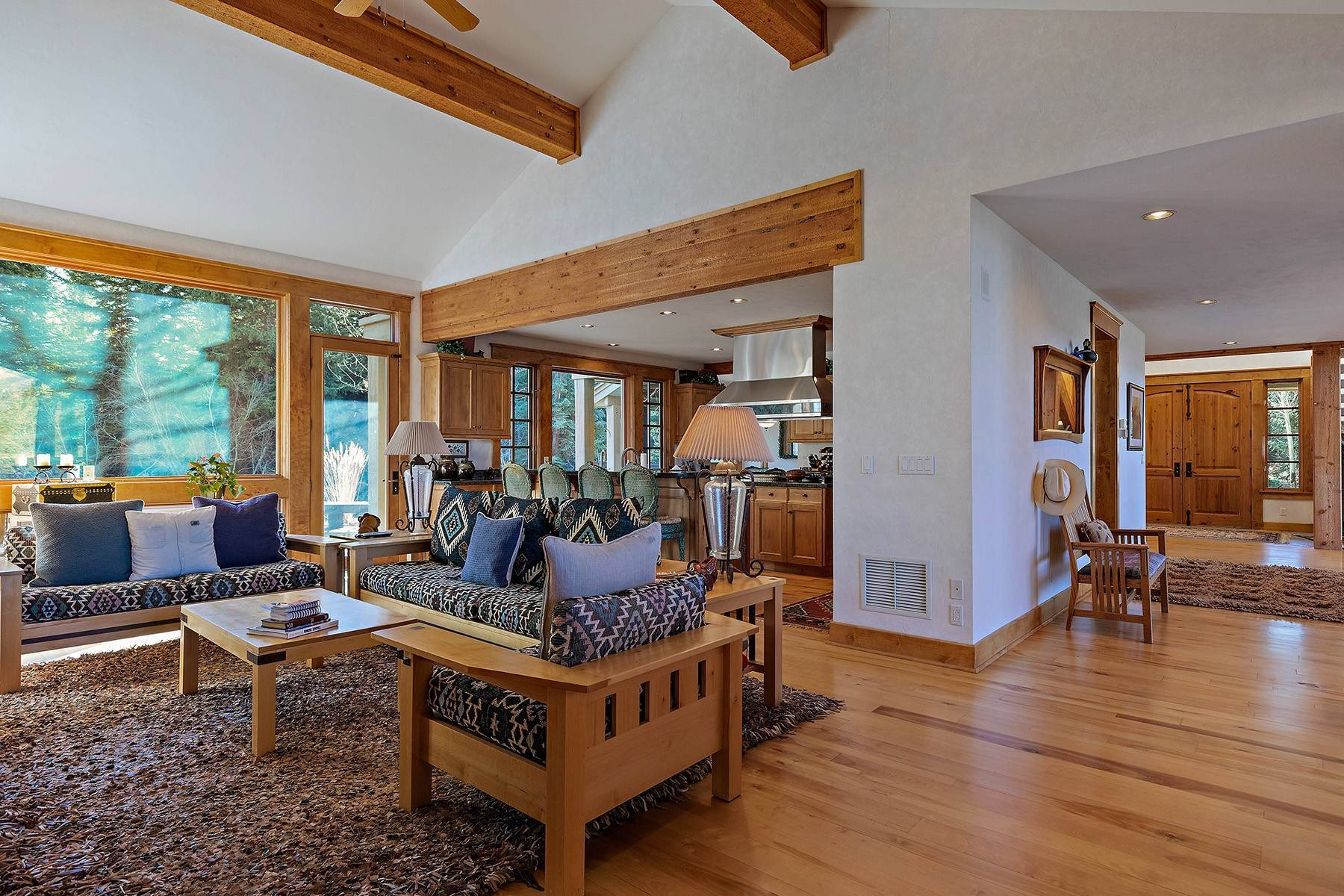 33. Single Family Homes for Sale at 2650 W Stonecrop Road Jackson, Wyoming 83001 United States