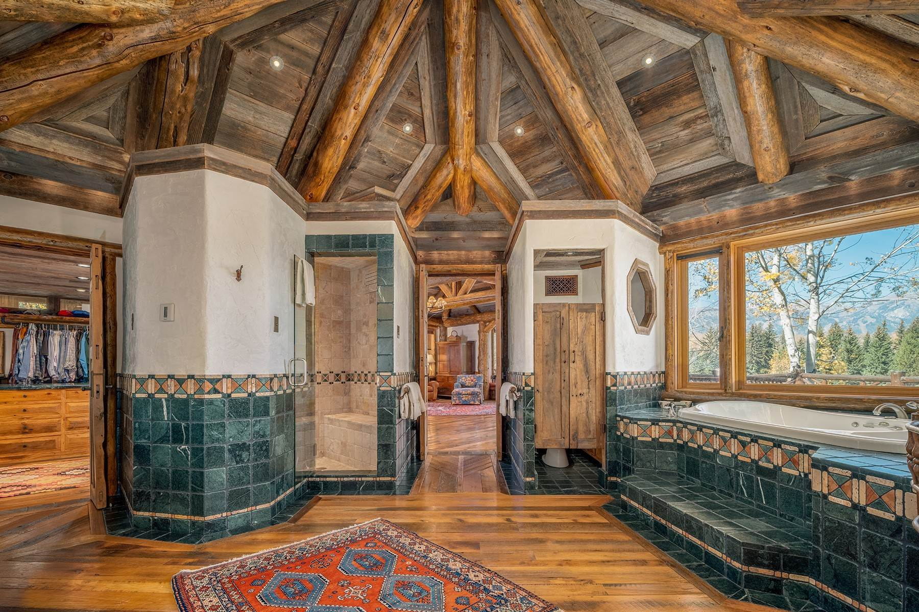 24. Single Family Homes for Sale at Elk Run Estate 1345/1245 Bugling Elk Trail Jackson, Wyoming 83001 United States