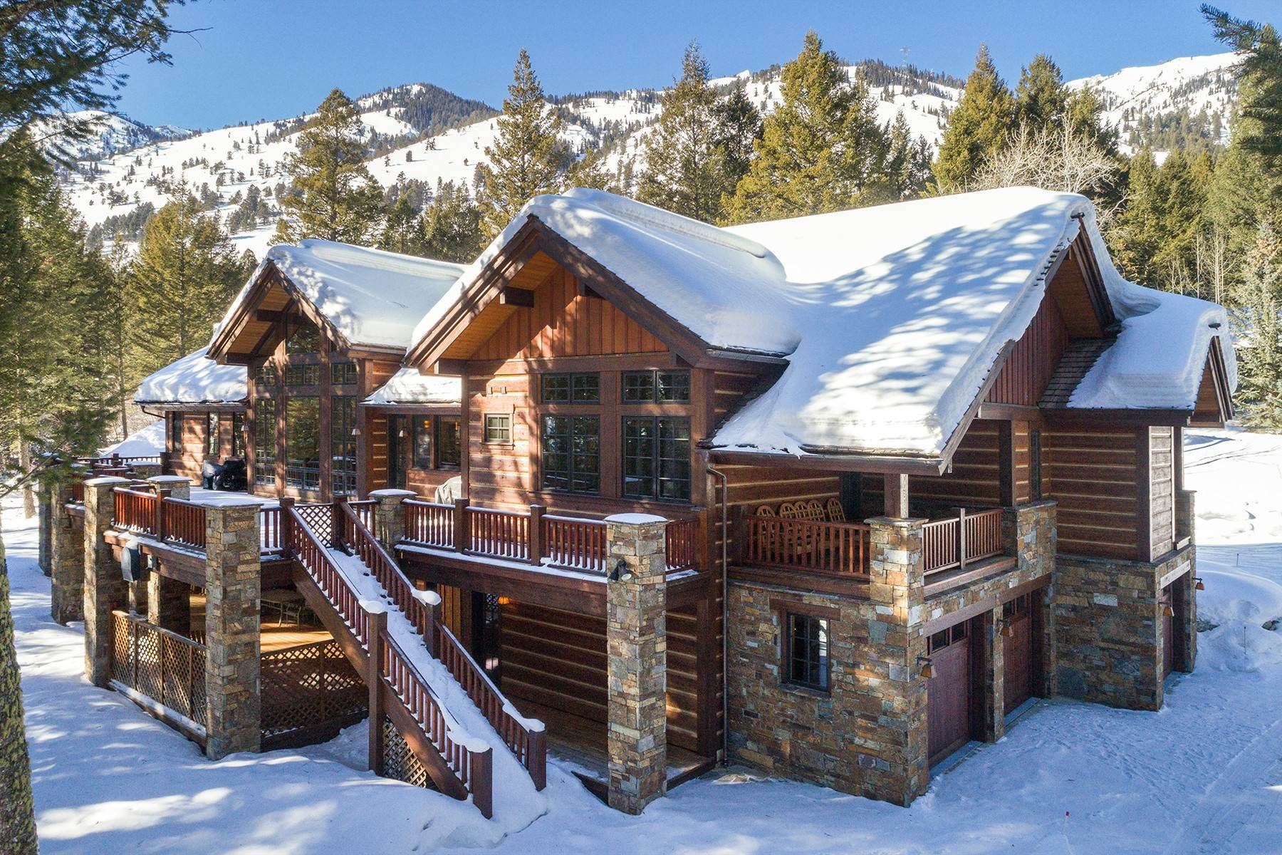 29. Single Family Homes for Sale at 3730 W Curtis Drive Teton Village, Wyoming 83025 United States