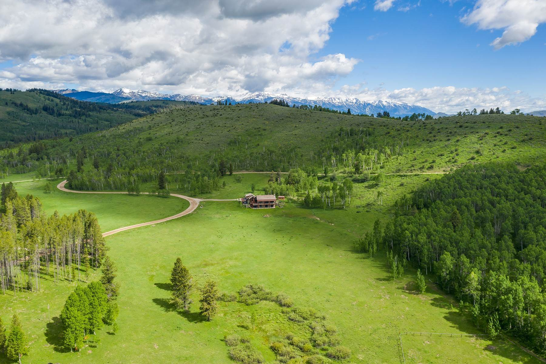 8. Land for Sale at The Best Lot in Pineglen Now Available 7670 S Pineglen Drive Wilson, Wyoming 83014 United States