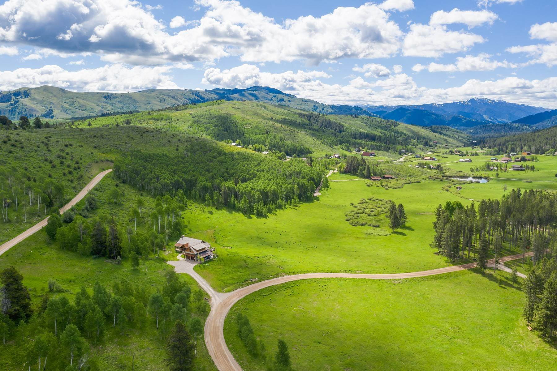 10. Land for Sale at The Best Lot in Pineglen Now Available 7670 S Pineglen Drive Wilson, Wyoming 83014 United States
