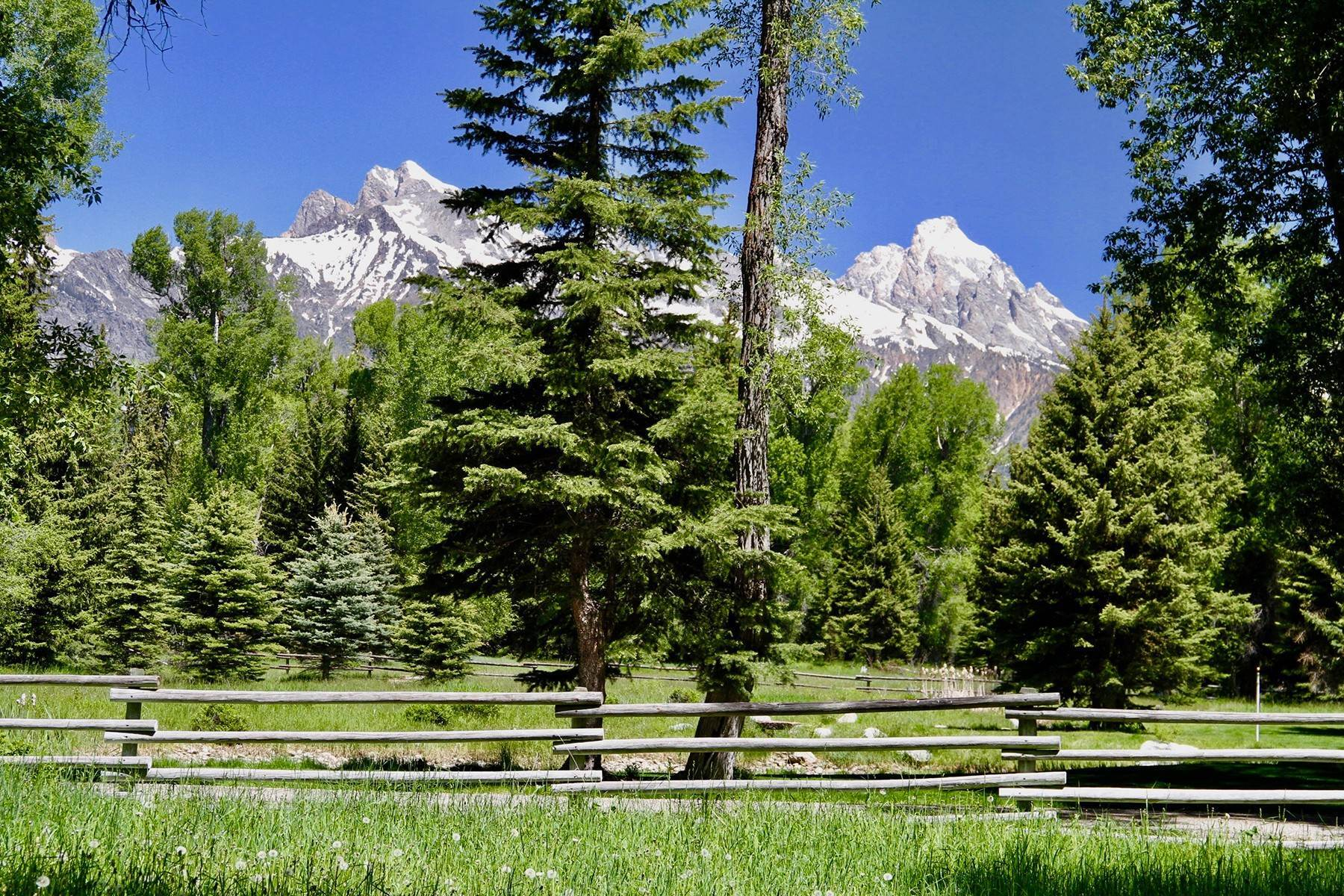 Land for Sale at 6600 N Snake River Woods Jackson, Wyoming 83002 United States