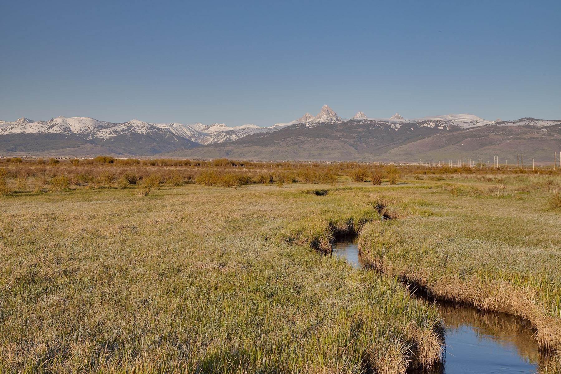 Land for Sale at 2698 Bates Rd Driggs, Idaho 83422 United States