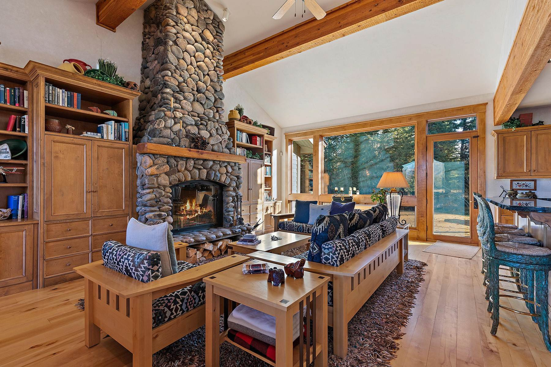12. Single Family Homes for Sale at 2650 W Stonecrop Road Jackson, Wyoming 83001 United States