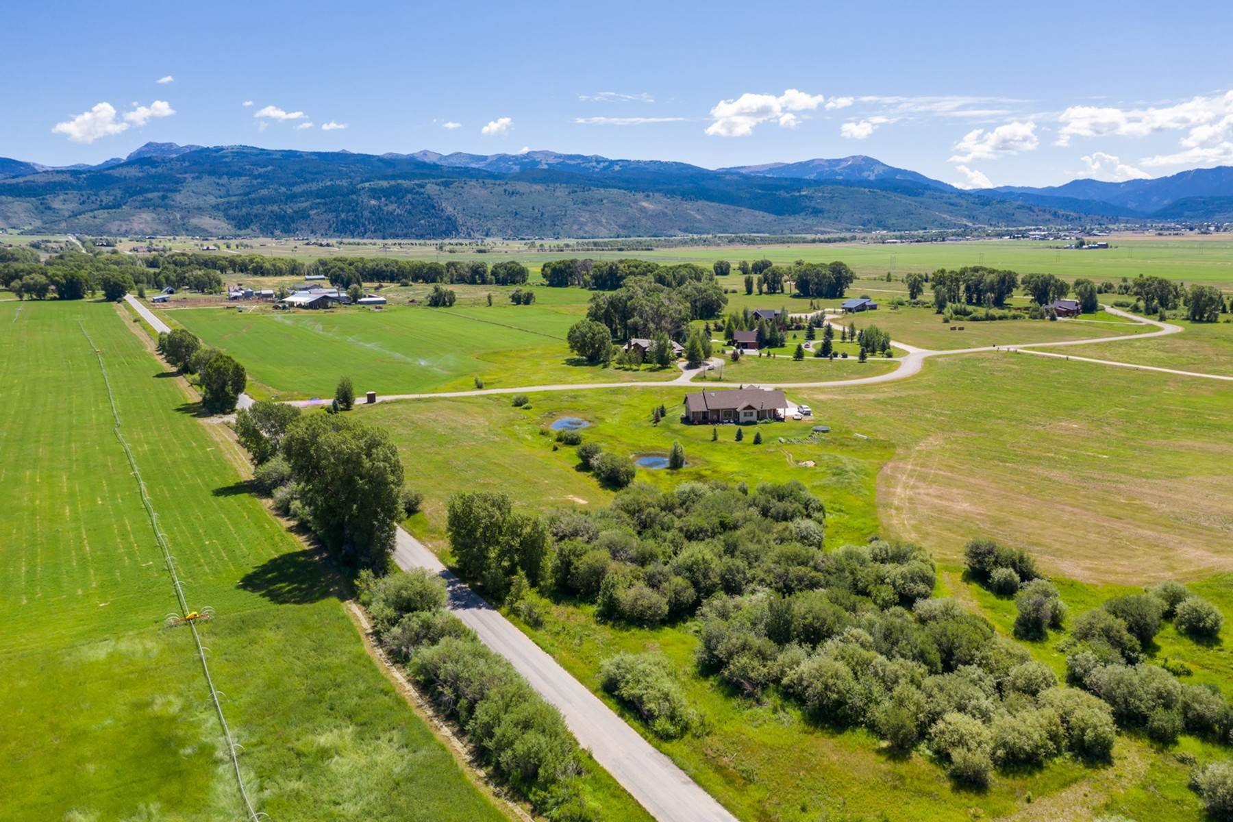 Land for Sale at 1545 W 6000 S Victor, Idaho 83455 United States