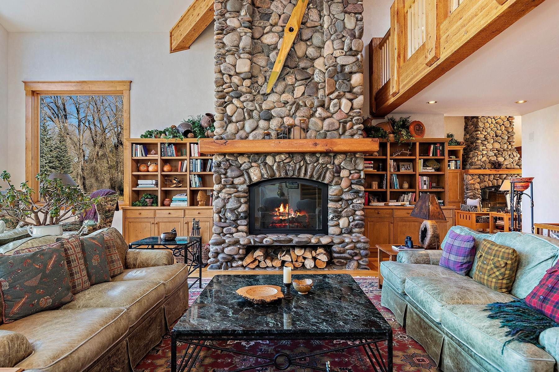 26. Single Family Homes for Sale at 2650 W Stonecrop Road Jackson, Wyoming 83001 United States